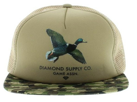 Diamonds Supply Co Hat SF 13