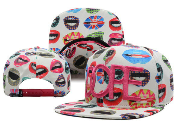 Dope Mouse Snapback Hat XDF 0528