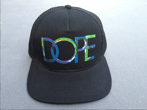 Dope Snapbacks Hat SF 03