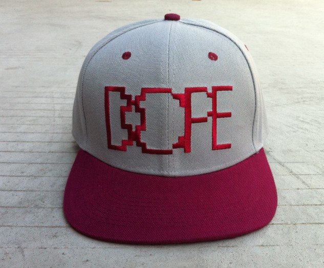 Dope Snapbacks Hat SF 08