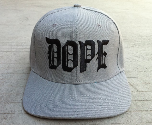 Dope Snapbacks Hat SF 09