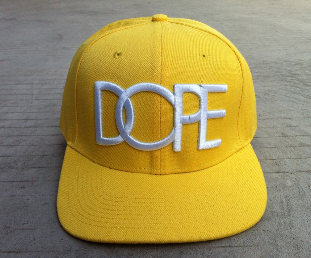 Dope Snapbacks Hat SF 10