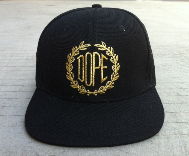 Dope Snapbacks Hat SF 11