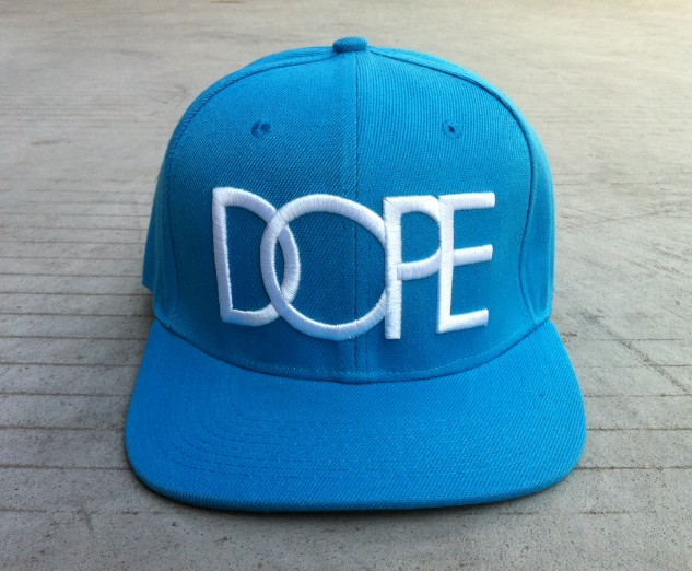 Dope Snapbacks Hat SF 13