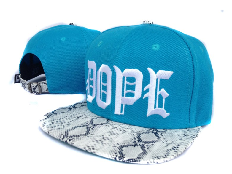 Dope Snapbacks Hat SF 14
