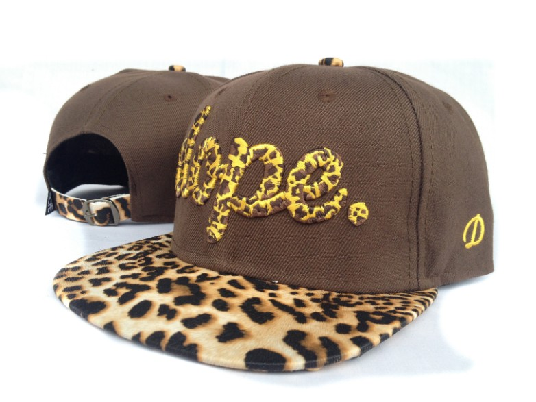 Dope Snapbacks Hat SF 15