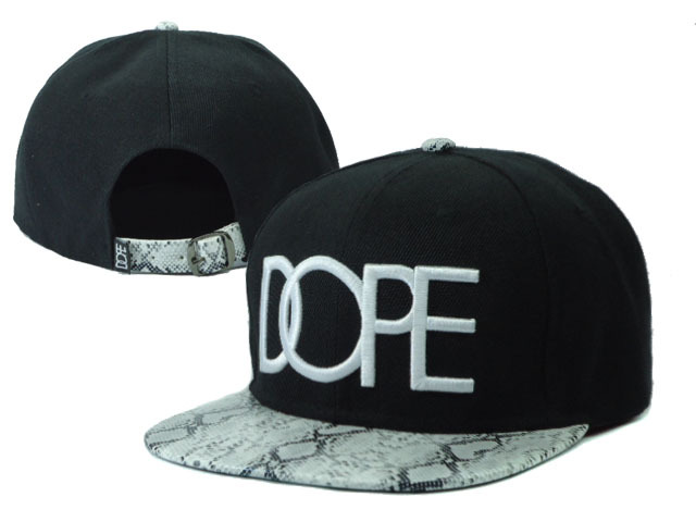 Dope Snapbacks Hat SF 17