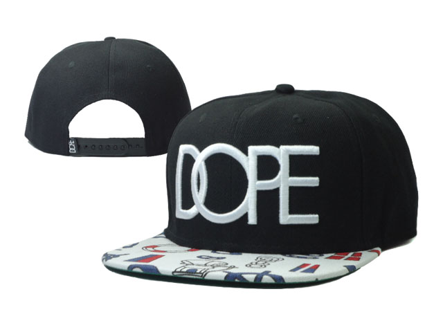 Dope Snapbacks Hat SF 18