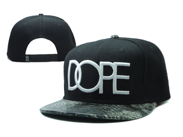 Dope Snapbacks Hat SF 19