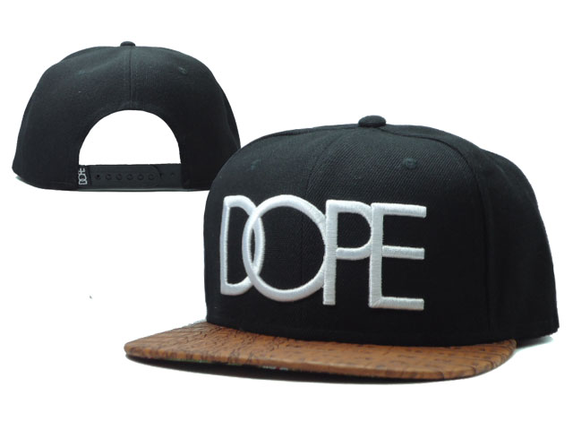 Dope Snapbacks Hat SF 21