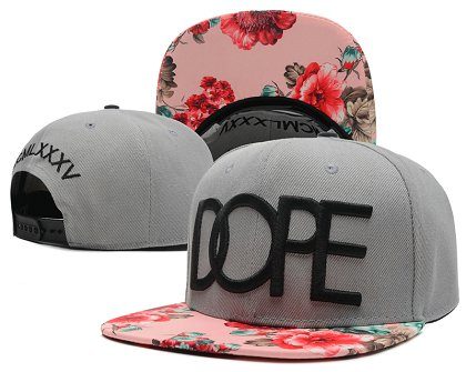 Dope Snapback Hat SD 14080204