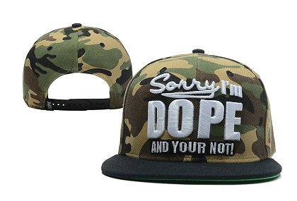 Sorry I am Dope And Your Not Hat XDF-2