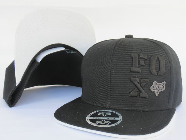 FOX Snapback Hat LS01