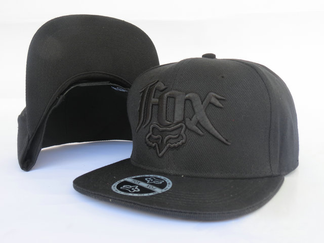FOX Snapback Hat LS02