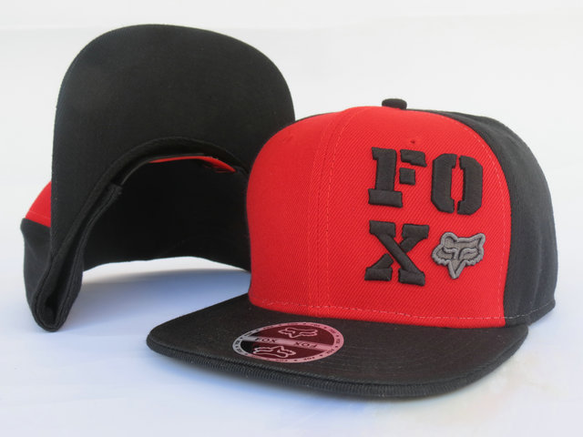 FOX Snapback Hat LS05