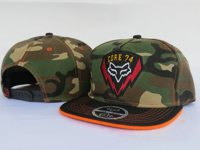 FOX Snapback Hat LS08