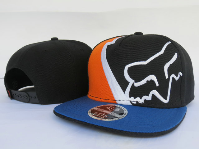 FOX Snapback Hat LS09