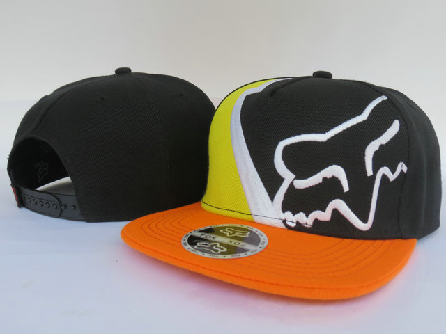 FOX Snapback Hat LS10
