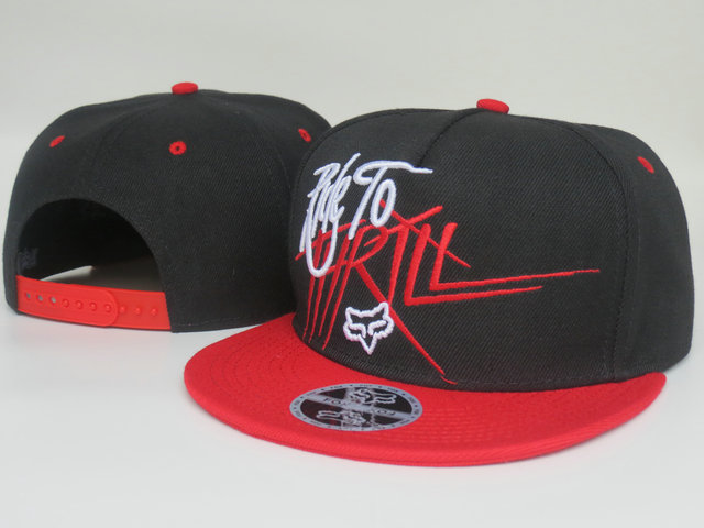 FOX Snapback Hat LS11
