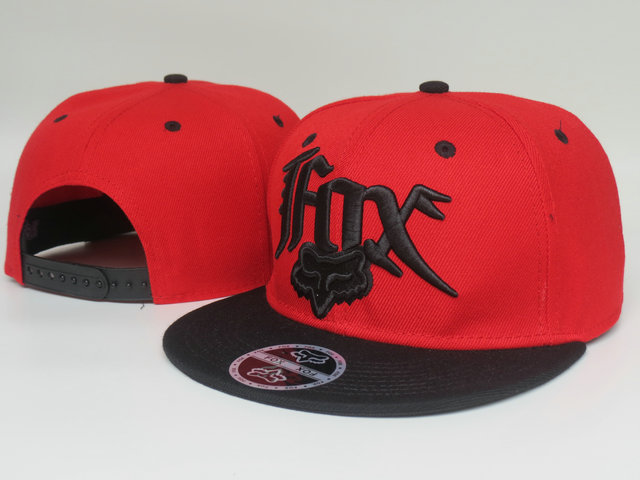 FOX Snapback Hat LS12