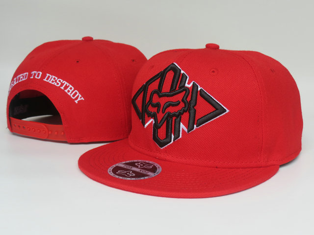 FOX Snapback Hat LS13