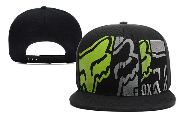Fox Rush Snapback Hat 1 XDF 0526