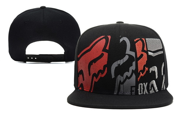 Fox Rush Snapback Hat XDF 0526