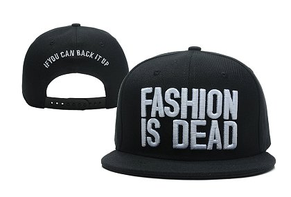 Fashion Is Dead Hat XDF