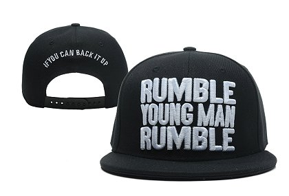 Rumble Young Man Rumble Hat XDF
