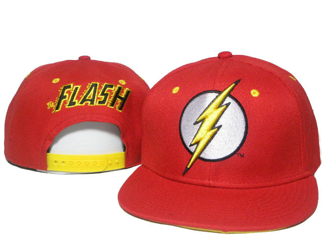 Flash Red Snapback Hat DD 0721