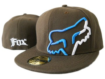 Fox Fitted Hat ZY 140812 1
