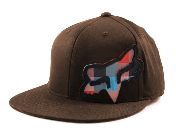 Fox Fitted Hat ZY 140812 3