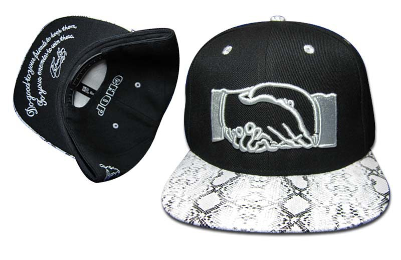 Frank Black Snapbacks Hat GF