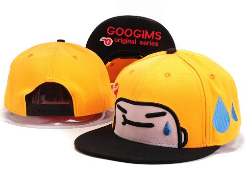 GOOGIMS Snapback Hat YS05