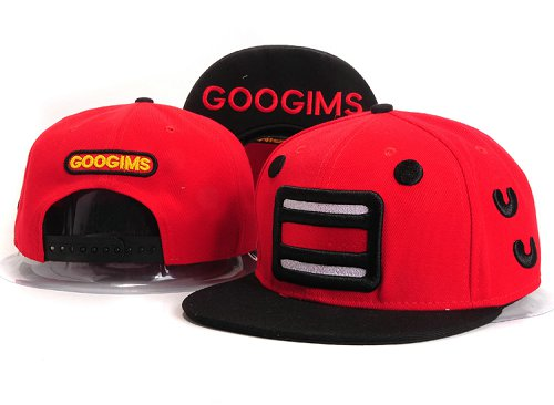 GOOGIMS Snapback Hat YS06