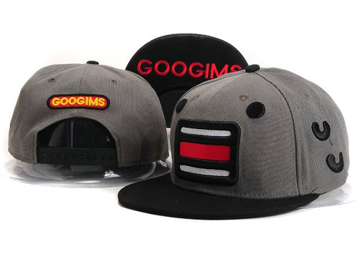 GOOGIMS Snapback Hat YS07