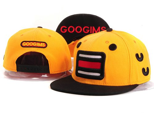 GOOGIMS Snapback Hat YS08
