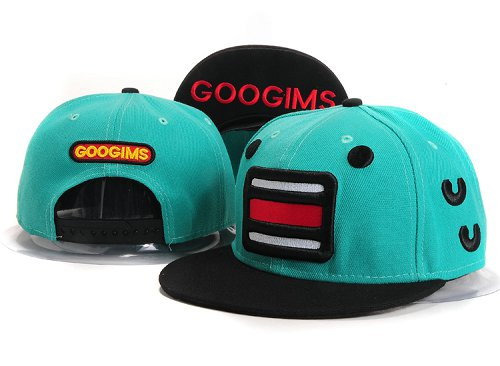 GOOGIMS Snapback Hat YS11