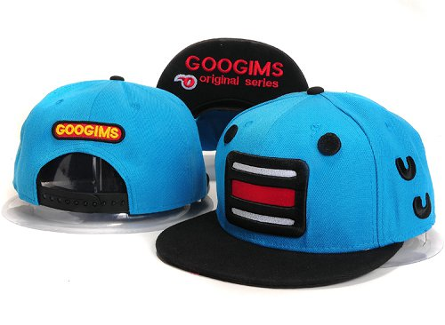 GOOGIMS Snapback Hat YS13