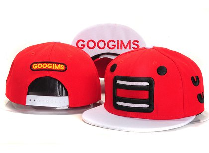 GOOGIMS Snapback Hat YS076