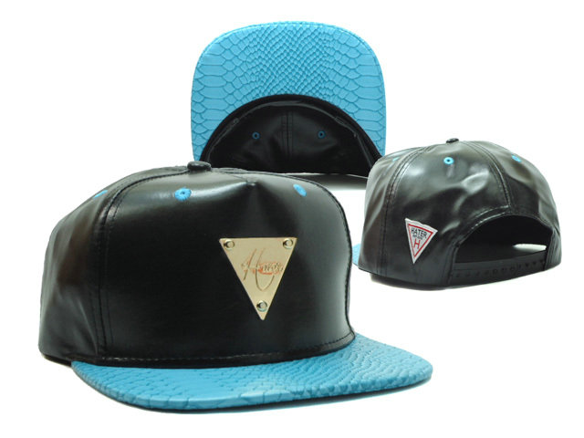 HATER Black Snapback Hat SF 2