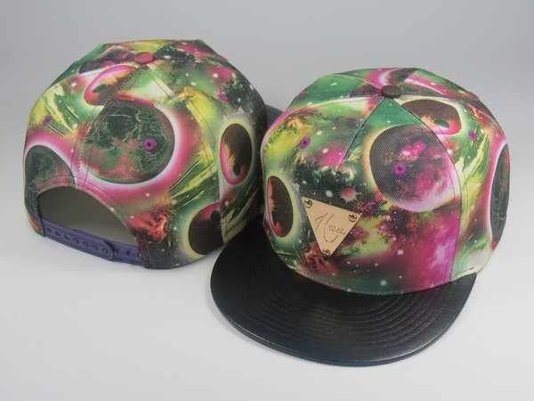 HATER Snapback Hat LS 5 0721