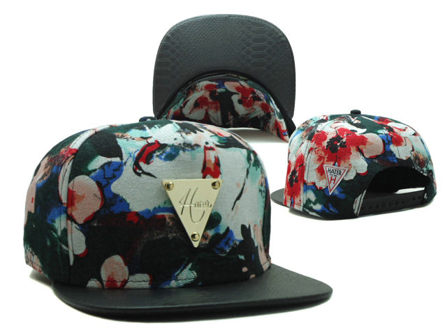 HATER Snapback Hat SF 2 0721
