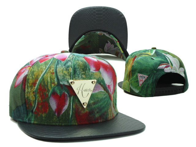 HATER Snapback Hat SF 3 0721