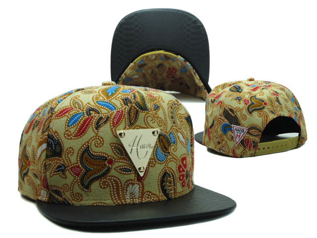 HATER Snapback Hat SF 4 0721