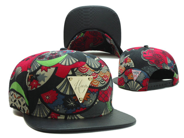HATER Snapback Hat SF 0721