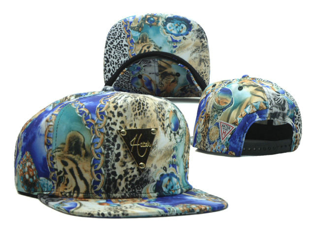 HATER Snapbacks Hat SF