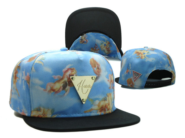HATER Snapback Hat SF 4 0701