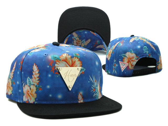 HATER Snapback Hat SF 5 0701
