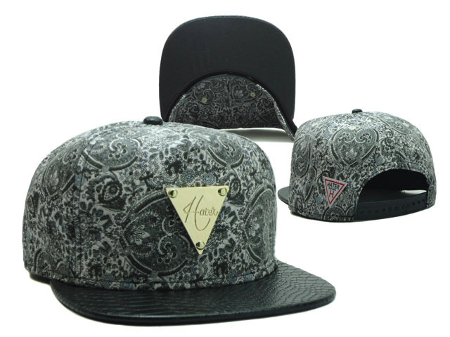HATER Snapback Hat SF 8 0701